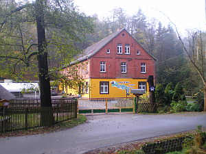 Froschmühle